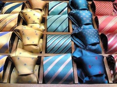 La Corbata: de pañuelo a moda