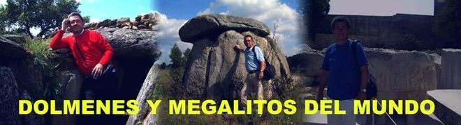 Dolmenes y megalitos del mundo