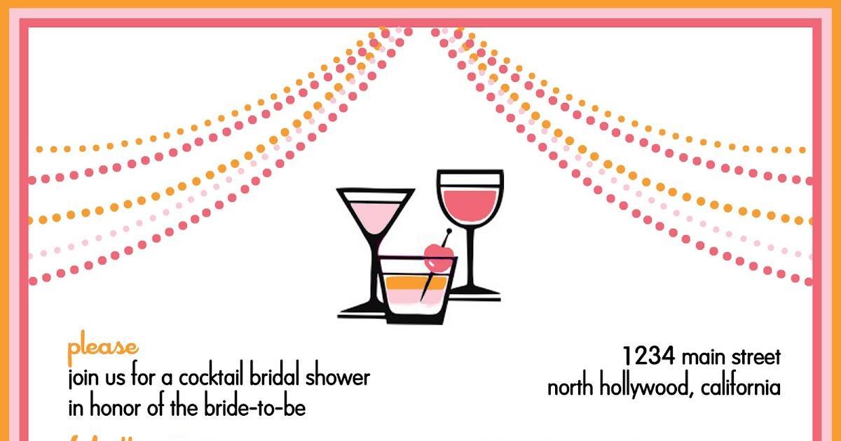 Enchanted Events Design Event Recap Cocktail Bridal Shower