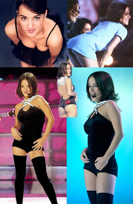 Alizee Collage Compilation Pictures Bum Ass