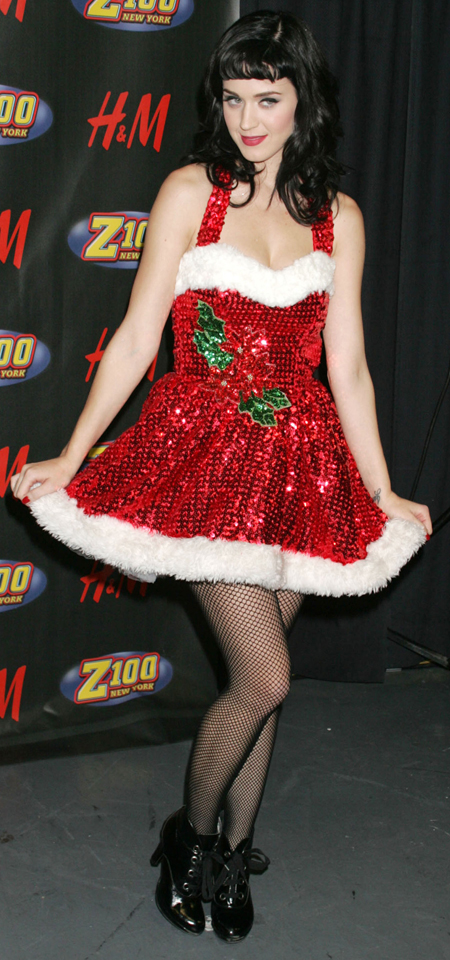 FFFF: Christmas Specia... Katy Perry Christmas