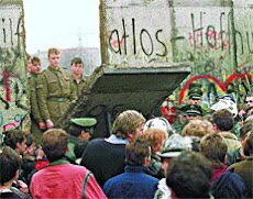CAIDA DEL MURO DE BERLÍN 9-11-1989
