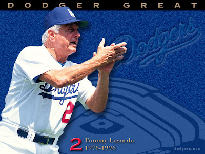 tommy lasorda yelling 