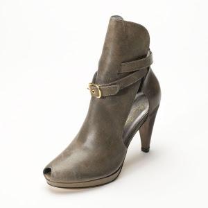 matt berson, peep-toe boots, designer shoes, designer boots