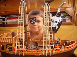 Notre petit pirate