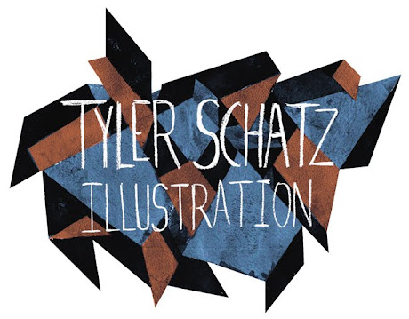 Tyler Schatz Illustration!