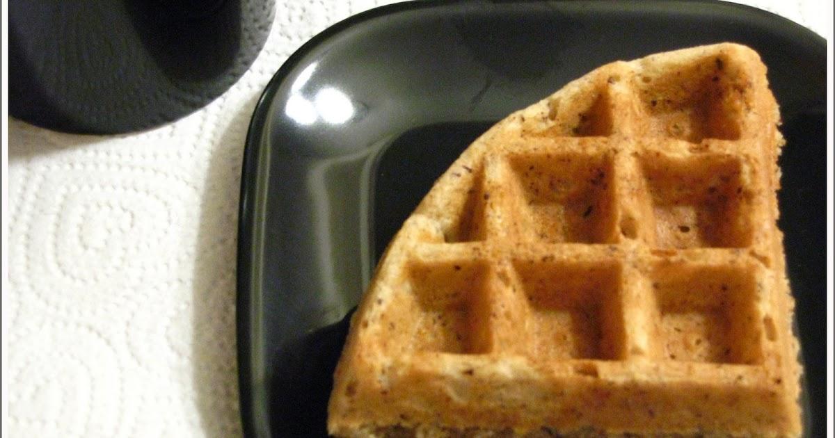 Gluten A Go Go - Gluten-Free: Hazelnut Waffles - Gluten & Dairy Free