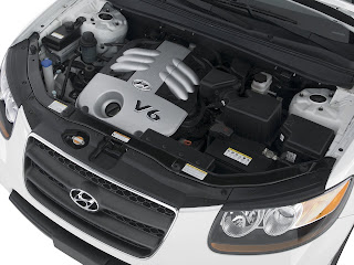 Performance: For This Review I Have Only Driven The 3.3L V6 Engine For The Santa  Fe. Hyundai Also Offers A 2.7L V6 Which Is Used On The Kia Sportage And ...