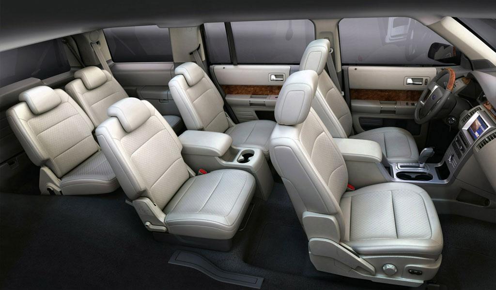 the poor car reviewer 2009 2010 ford flex sel limited awd. Black Bedroom Furniture Sets. Home Design Ideas