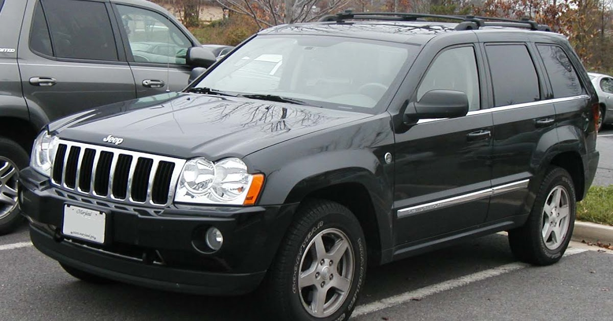 The Poor Car Reviewer 2007 2010 Jeep Grand Cherokee Laredo
