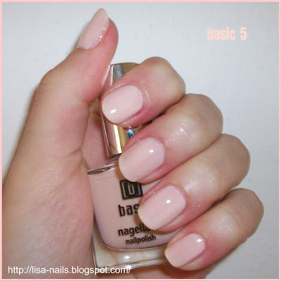 Swatch: basic - Nude