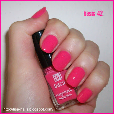 Swatch: basic - Hot Pink