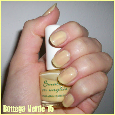 Swatch: Bottega Verde No. 15