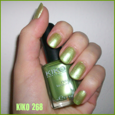 Swatch: KIKO No. 268