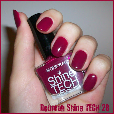 Swatch: Deborah Shine TECH No. 28