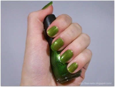 Swatch: Sinful Colors No.833 Show Me The Way
