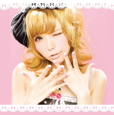 Jpop Nails | Masuwaka Tsubasa's Dolly Wink Nails