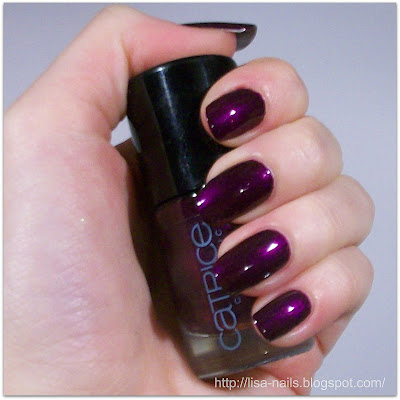 Swatch: Catrice 110 Poison Me, Poison You!