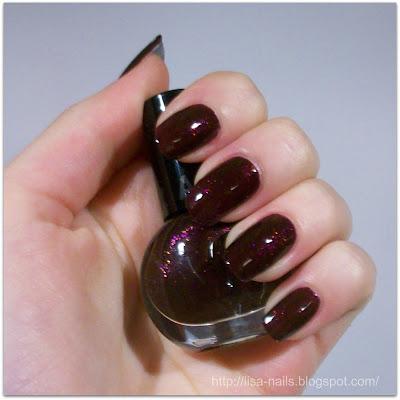 Swatch: Sephora P05 Violet Amethyst