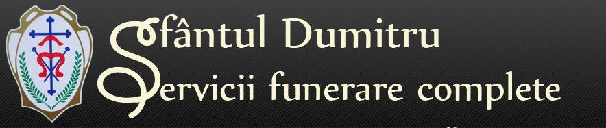 Servicii Funerare Sfantul Dumitru - Radauti