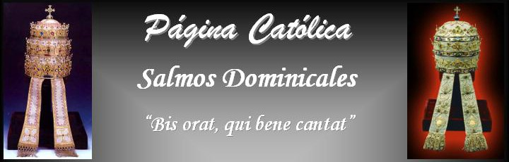 Salmos Dominicales