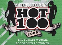 AfterEllen Hot 100 2009