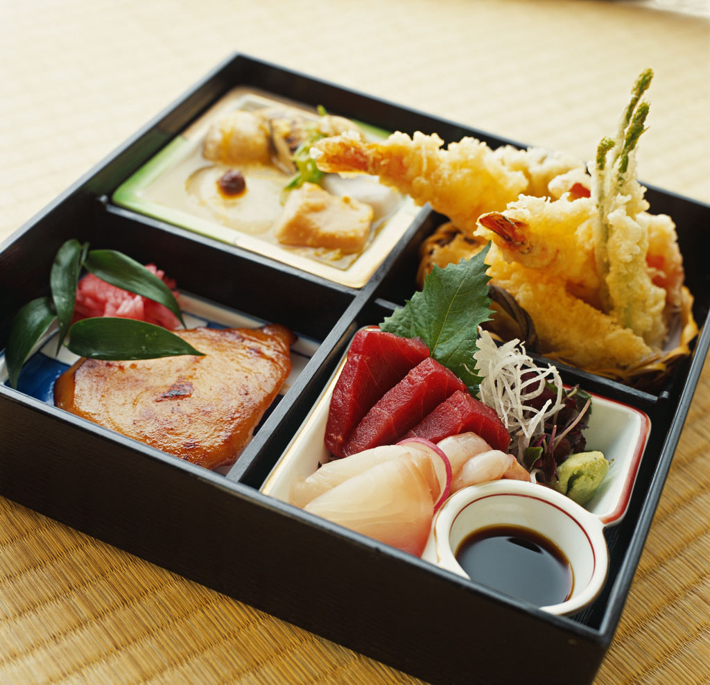 Side Dishery: BENTO boxes