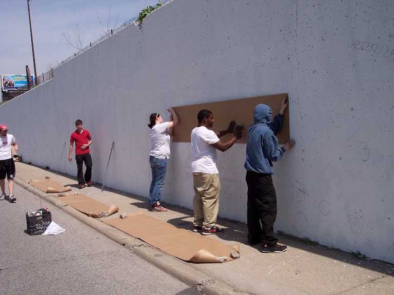 Mural Construction