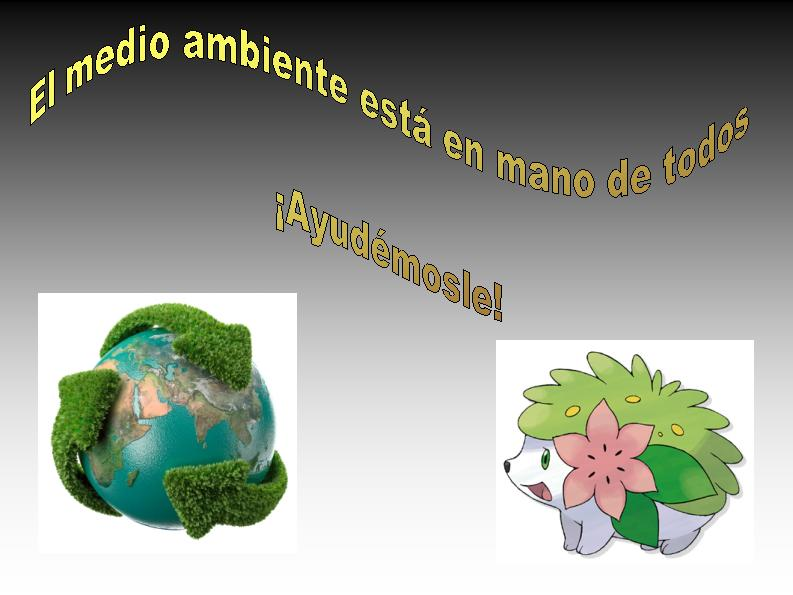 inforTRANS: Slogan para el Medio Ambiente