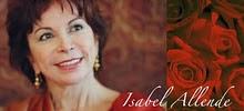 Writer Isabel Allende