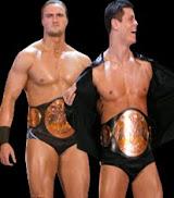 Drew McItyre & Cody Rhodes