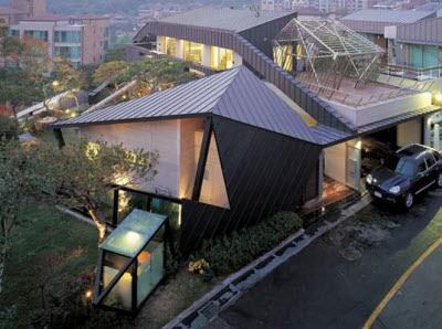 blog arek gb1: desain rumah korea yang mewah dan kontemporer