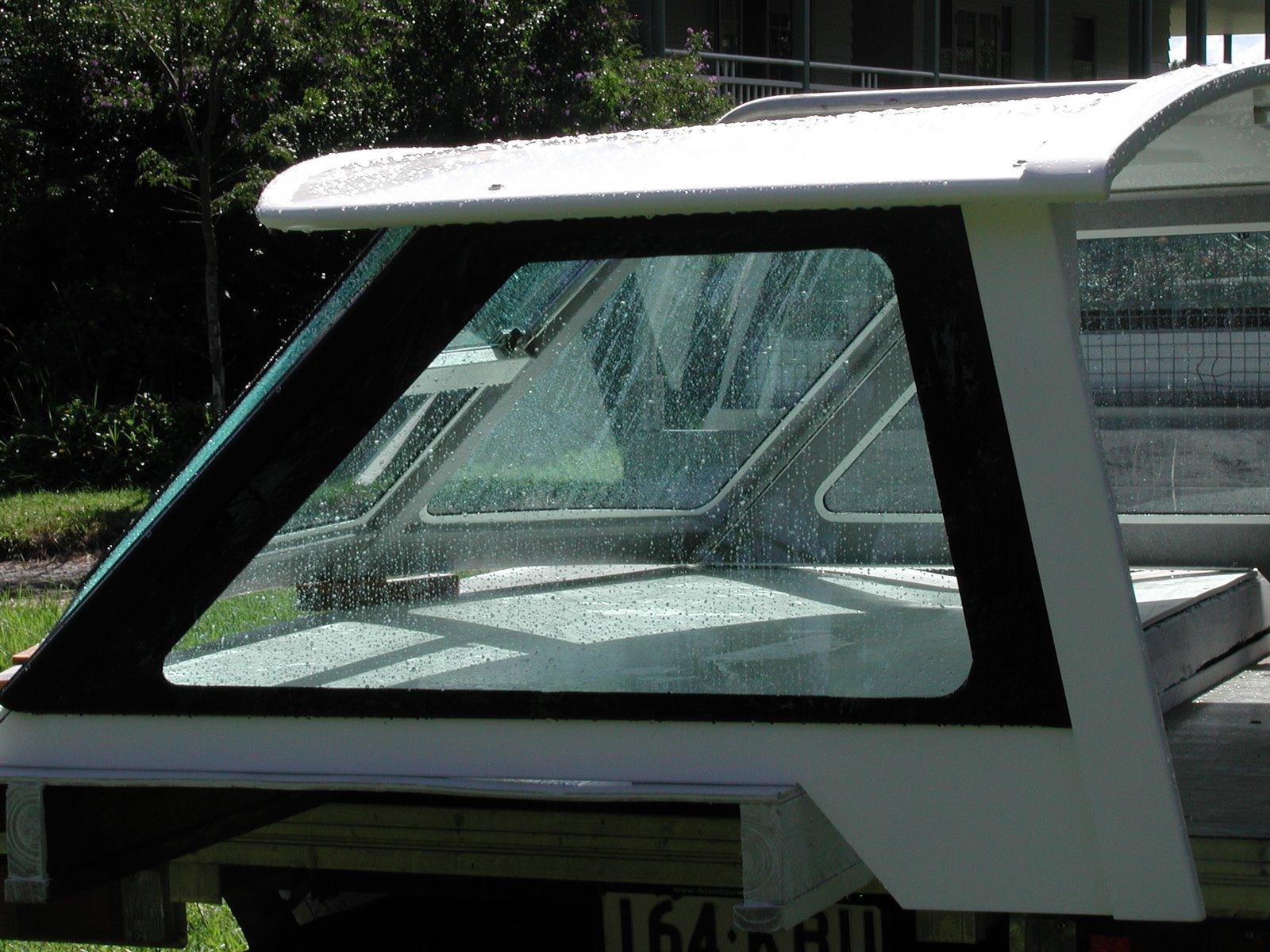Marshall Design: Hard dodger New Billabong Pilot house aluminium kitset