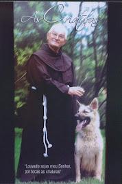 Frei Policarpo  - Franciscano por paixão!