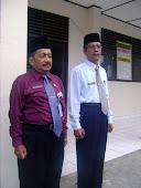 Kepala Sekolah dan Pengawas