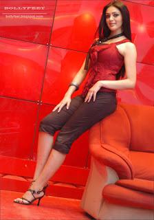 Sexy Parvati Melton