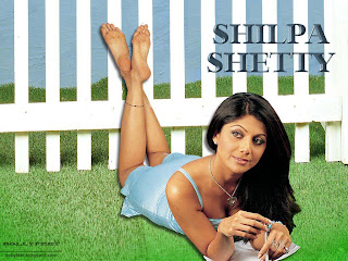 Shilpa Shetty Bare foot Wallpaper