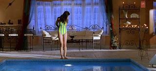 Hot Shriya in swimsuit