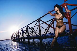 Gladrags Calendar 2008 - Hot Indian Models in bikini