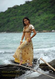 Shraddha Arya looking hot and sexy