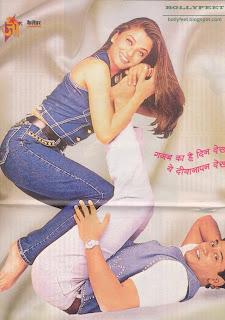 Aishwarya Rai in Jeans ptomo