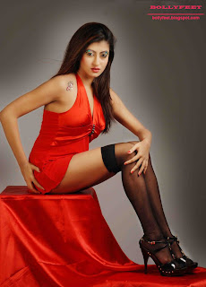 Fashion Model Chandrika