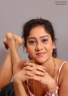 Tollywood model Sarika Affen or Sindhu