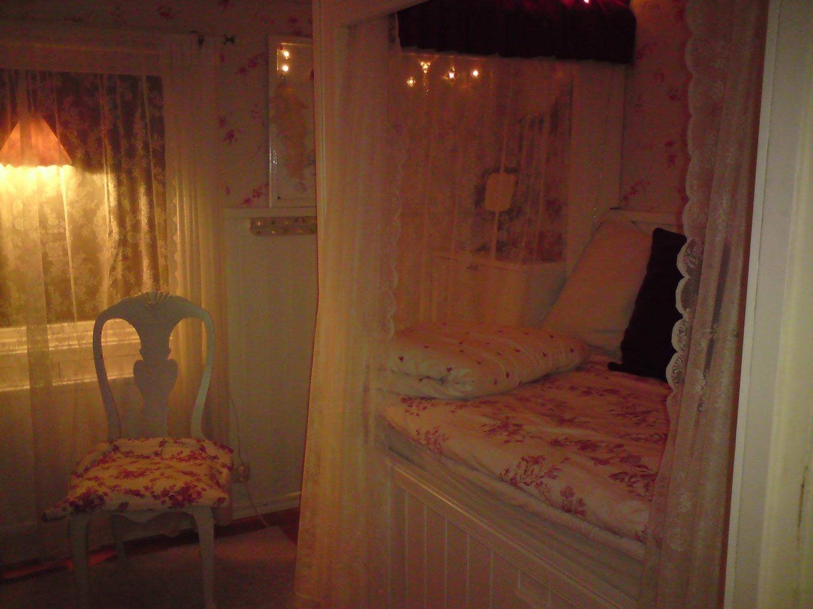 Skapande hem: sovrum