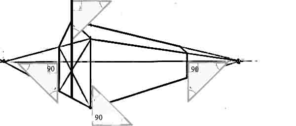 How to Draw 2Point Perspective in a Triangle