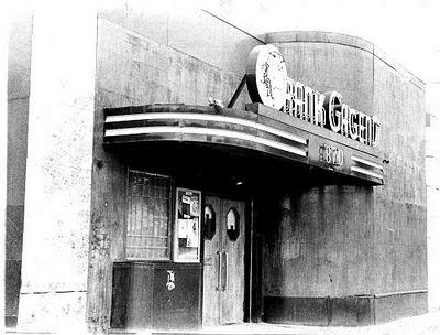 Gigi Music Cafe Restaurant Impossible