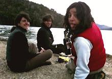 Año nuevo a orillas del lago gutierrez