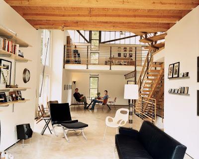 Plan De Maison Avec Mezzanine. Simple Plan Maison Plan Maison ...