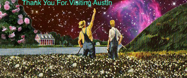 Thank You for Visiting Austin.