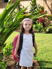 Eve's 1st Day of School